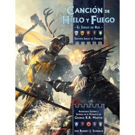 Cancion de Hielo y Fuego: Edicion Juego de Tronos