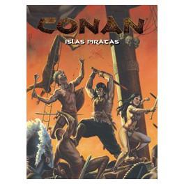 Conan: Islas Piratas juego de rol