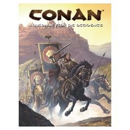 Conan: Aquilonia: Flor de Occidente juego de rol