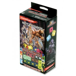 Dungeons and Dragons Dice masters starter