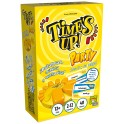 Times Up amarillo: Edicion Party GMS - juego de cartas