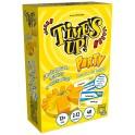 Times Up amarillo: Edicion Party GMS - juego de cartas