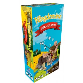 Kingdomino: Age of Giants (edicion en castellano) - expansion juego de mesa