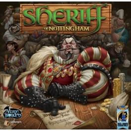 Sheriff de Nottingham (castellano) juego de mesa