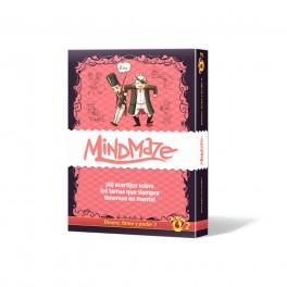Mind maze: Dinero, fama y poder 2 - juego de cartas