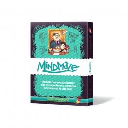 Mind maze: Gente Extraordinaria - juego de cartas