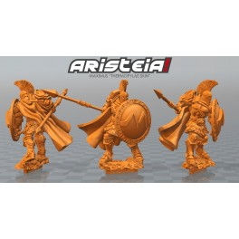 Aristeia Maximus Thermopylae - expansion juego de mesa