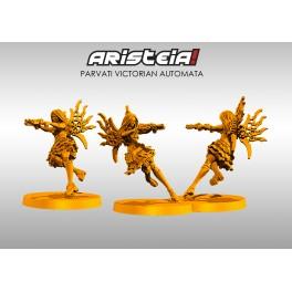 Aristeia Parvati Victorian Automata - expansion juego de mesa