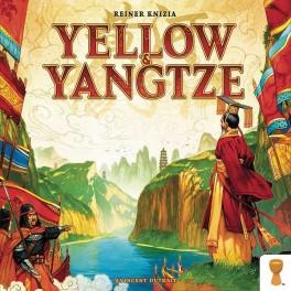 Yellow and Yangtze - juego de tablero