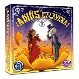 Adios Calavera - juego de mesa