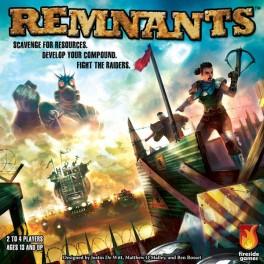 Remnants - juego de cartas
