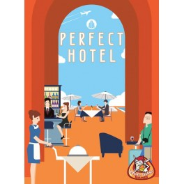 Perfect Hotel - juego de cartas