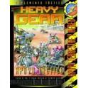 Heavy Gear: Apoyo Tactico juego de rol