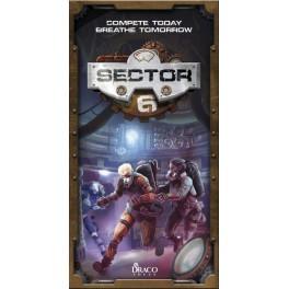 Sector 6 - edicion KS - juego de mesa