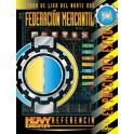 Heavy Gear: Federacion Mercantil Unida juego de rol