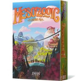 Mesozooic - juego de cartas