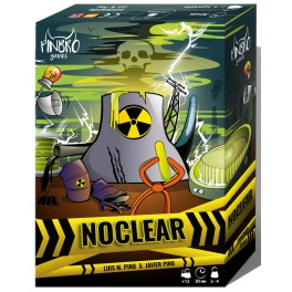Noclear - juego de cartas