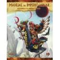 Heroquest: Manual del Imperio Lunar juego de rol