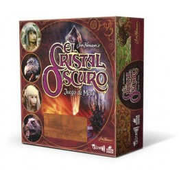 Cristal Oscuro: el juego de mesa (edicion en castellano) - Juego de mesa