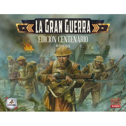 Comprar La Gran Guerra Edicion Centenario Juego De Mesa