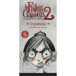 La Fallera Calavera 2: els ingredients de la discordia - expansión juego de cartas