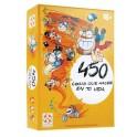 450 Cosas que Hacer en tu Vida - juego de cartas