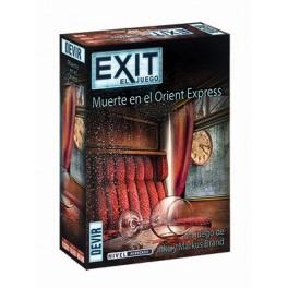 Exit: Muerte en el Orient Express - juego de cartas
