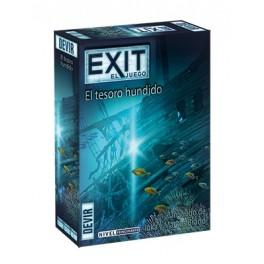 Exit: El Tesoro Hundido - juego de cartas