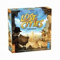 Lost Cities: exploradores juego de cartas