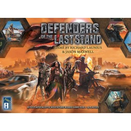 Defenders of the last stand - Segunda mano