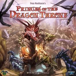 Princes of the Dragon Throne - Segunda mano