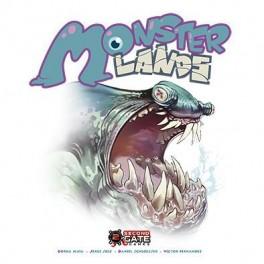 Monster Lands + Promo - juego de mesa