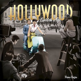 Hollywood Golden Age - juego de mesa