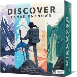 Discover: Lands Unknown - juego de mesa