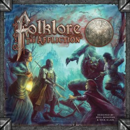 Folklore The Affliction - juego de mesa
