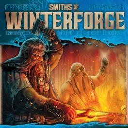 Smiths of Winterforge: edicion especial - juego de mesa