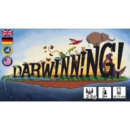 Darwinning - juego de cartas