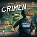 Cronicas del Crimen - juego de mesa