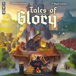 Tales of Glory (edicion en castellano) - juego de mesa