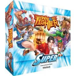Way of the Fighter: Super - Juego de cartas