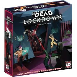 The Captain is Dead: Lockdown - expansion juego de mesa