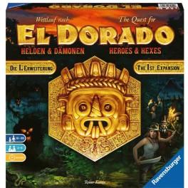 El Dorado: Heroes and Hexes - expansion juego de mesa