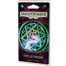 Arkham Horror: Eones destrozados expansión