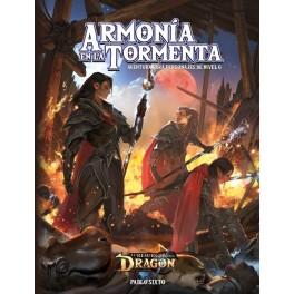 El resurgir del Dragon: Armonia en la Tormenta suplemento de rol