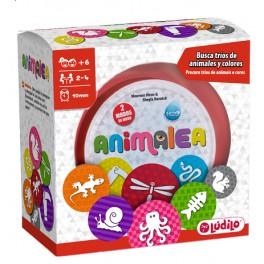 Animalea - Juego de cartas para niños