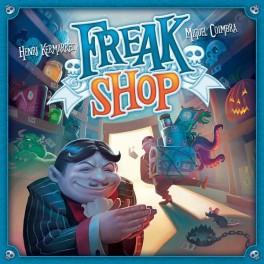 Freak Shop - juego de cartas