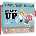 Start Up Burnout - juego de cartas