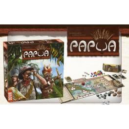 Papua juego de mesa