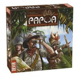 Papua - juego de mesa