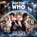 Doctor Who Time of the Daleks - juego de mesa